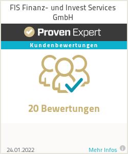 Erfahrungen & Bewertungen zu FIS:GR - Finanz- und Immobilien-Services GmbH
