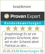 Erfahrungen & Bewertungen zu bead&more