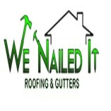 We Nail It Roofing & Gutters