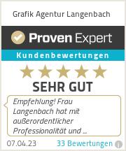 Erfahrungen & Bewertungen zu Grafik Agentur Langenbach