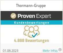 Erfahrungen & Bewertungen zu Thormann-Gruppe