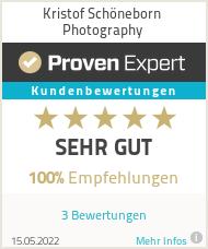 Erfahrungen & Bewertungen zu Kristof Schöneborn Photography