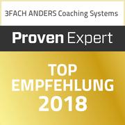 Erfahrungen & Bewertungen zu 3FACH ANDERS Coaching Systems