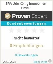 Erfahrungen & Bewertungen zu ERA Udo König Immobilien GmbH