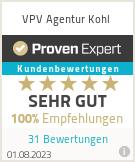 Erfahrungen & Bewertungen zu VPV Agentur Kohl