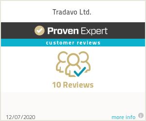Ratings & reviews for Tradavo Ltd.