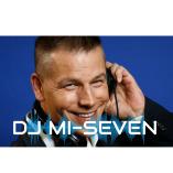 DJ MI-Seven logo