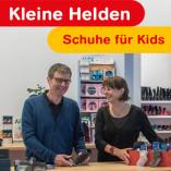 Kleine Helden - Schuhe für Kids
