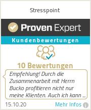 Erfahrungen & Bewertungen zu Stresspoint
