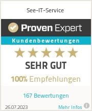 Erfahrungen & Bewertungen zu See-IT-Service