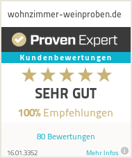 Erfahrungen & Bewertungen zu wohnzimmer-weinproben.de