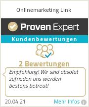 Erfahrungen & Bewertungen zu Onlinemarketing Link