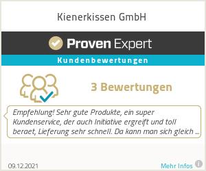 Erfahrungen & Bewertungen zu Kienerkissen GmbH