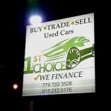 1st Choice Auto Sales