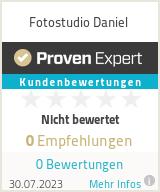 Erfahrungen & Bewertungen zu Fotostudio Daniel