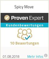 Erfahrungen & Bewertungen zu Spicy Move