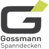 Gossmann Spanndecken logo