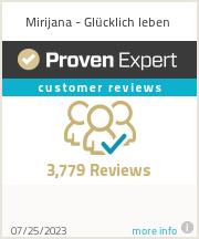 Erfahrungen & Bewertungen zu Mirijana - Glücklich leben
