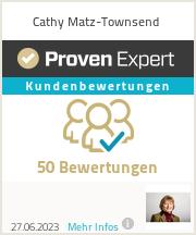 Erfahrungen & Bewertungen zu Cathy Matz-Townsend