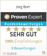 Erfahrungen & Bewertungen zu Jörg Bort