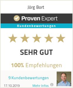 Erfahrungen & Bewertungen zu Heilpraktiker Jörg Bort