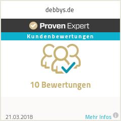 Erfahrungen & Bewertungen zu debbys.de