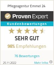 Erfahrungen & Bewertungen zu PROMEDICA PLUS Region Crailsheim & Region Schwäbisch Hall | 24 Stunden Pflege und Betreuung