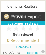Ratings & reviews for Clements Realtors