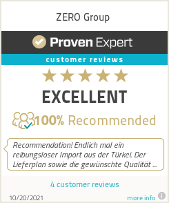 Ratings & reviews for ZERO Group