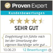 Erfahrungen & Bewertungen zu starkpartners consulting GmbH
