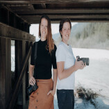 Vivi und Kate