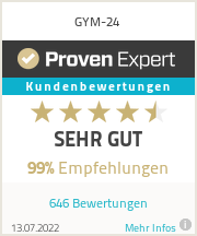 Erfahrungen & Bewertungen zu GYM-24