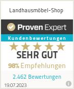 Erfahrungen & Bewertungen zu Landhausmöbel-Shop