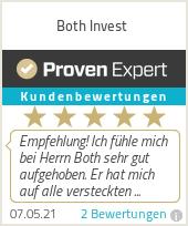 Erfahrungen & Bewertungen zu Both Invest