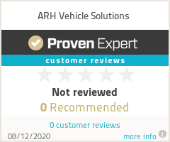 Ratings & reviews for ARH Vehicle Solutions