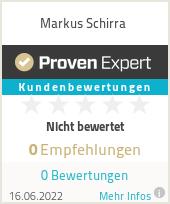 Erfahrungen & Bewertungen zu Markus Schirra