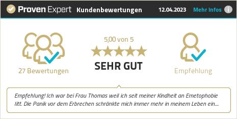 Kundenbewertungen & Erfahrungen zu Hypnose Sinsheim. Mehr Infos anzeigen.