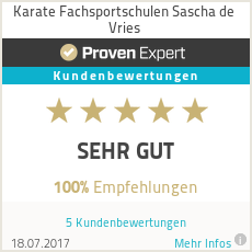 Erfahrungen & Bewertungen zu Karate Fachsportschulen Sascha de Vries