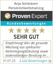 Erfahrungen & Bewertungen zu Anja Schönborn Persönlichkeitstraining