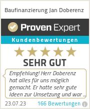 Erfahrungen & Bewertungen zu Erfolg braucht einen Plan-Baufinanzierung Jan Doberenz