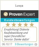 Erfahrungen & Bewertungen zu Luvya
