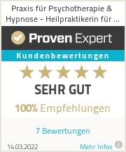 Erfahrungen & Bewertungen zu Ganzheitliche Praxis für Psychotherapie und Hypnose Birgit Alaya Brinkpeter