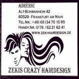 Zekis Crazy Hairdesign