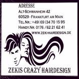 Zekis Crazy Hairdesign