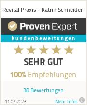 Erfahrungen & Bewertungen zu Revital Praxis - Katrin Schneider