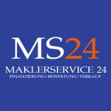 MAKLERSERVICE 24 logo
