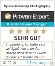 Erfahrungen & Bewertungen zu Kpaou Kondodji Photography