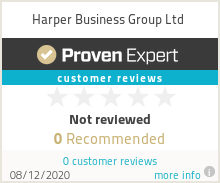 Ratings & reviews for Harper Business Group Ltd