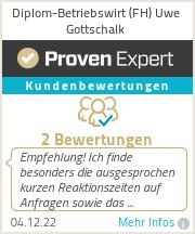Erfahrungen & Bewertungen zu Generalagentur Gottschalk
