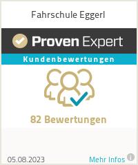 Erfahrungen & Bewertungen zu Fahrschule Eggerl